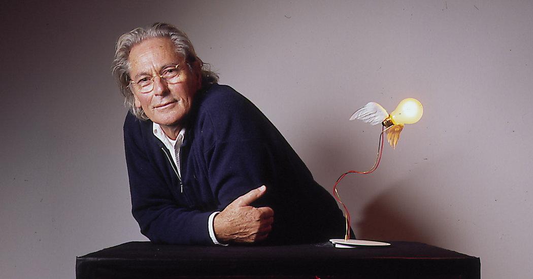 Ingo Maurer, Designer Known as a Poet of Light, Dies at 87