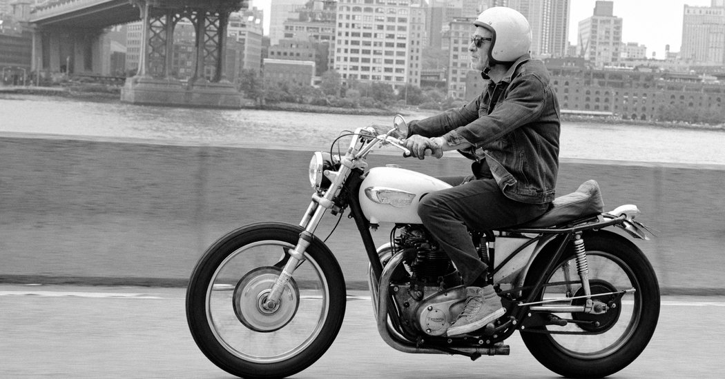 The Motorcycle Whisperer - The New York Times